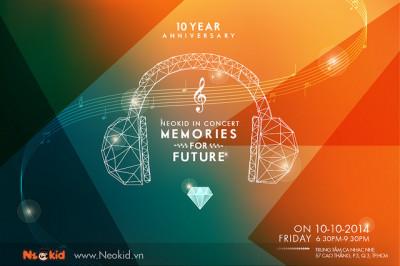 10 Year Anniversary – Neokid in Concert