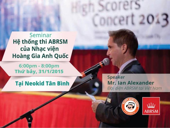 Seminar ABRSM