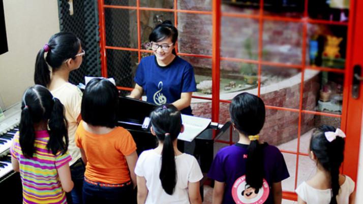 Lịch Hoạt Động Trường Nhạc Neokid 2014