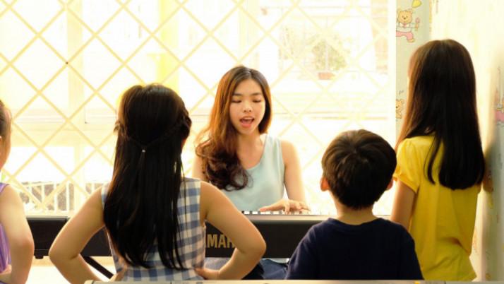 Tuyển Giáo viên Âm nhạc và Nghệ Thuật 2017 tại Neokid