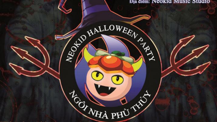"""Halloween 2013 """"Ngôi Nhà Phù Thủy"""""""