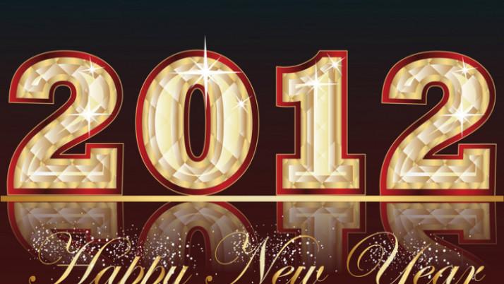 Happy New Year 2012 – Chúc Mừng Năm Mới
