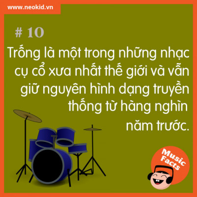 Music Facts 10