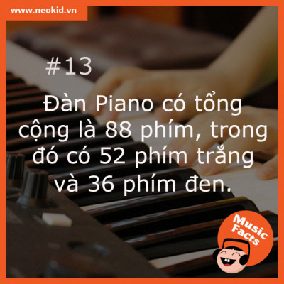 Music Facts 13