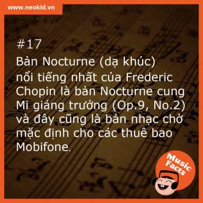 Music Facts 17