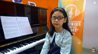 [Hộp nhạc Neokid] Nguyễn Hoàng Phương Linh – Spring Song