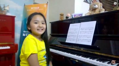 [Hộp nhạc Neokid] Nguyễn Võ Liên Châu – Christmas Is Nearly Here