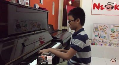 [Hộp nhạc Neokid] Tôn Thất Bảo Long – Melody (in F)