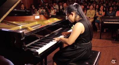 [Neokid Piano Competition 2013] My memory – Under the dreamy cherry tree