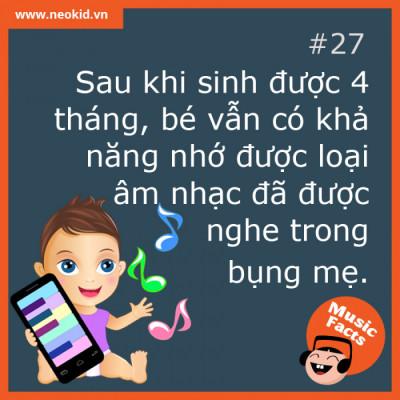 Music Fact 27