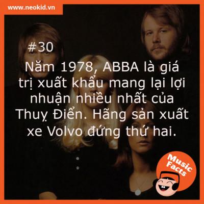 Music Fact 30