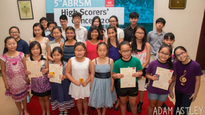 ABRSM Mini-Concert cho Lớp Luyện thi ABRSM