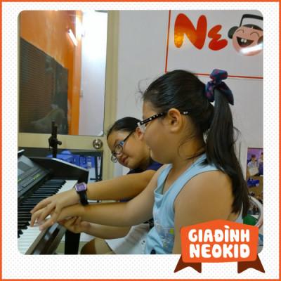 Uyên Nhi – Neokid Teaching Trainee 2014