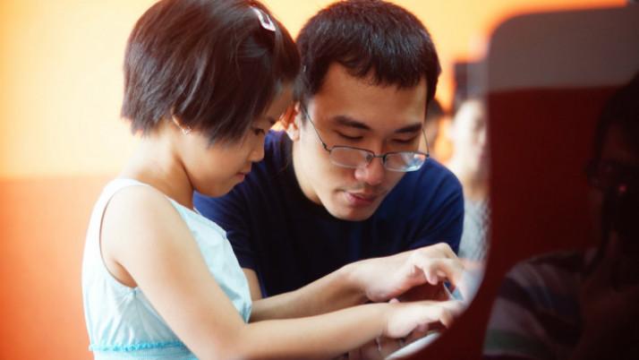 Neokid áp dụng Giáo trình Piano cho trẻ em