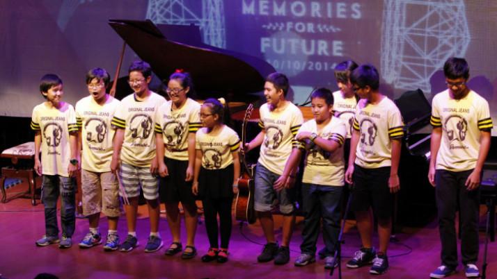 4 lợi ích khi cho trẻ biểu diễn và thi âm nhạc