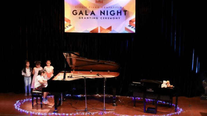 5 lợi ích khi học piano cho trẻ