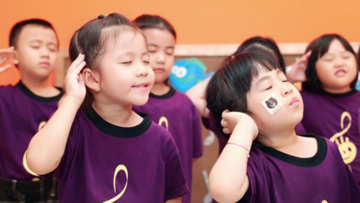 Âm nhạc cho trẻ em cần thiết như thế nào?