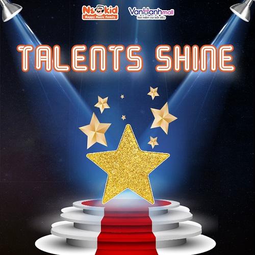 Neokid talents shine