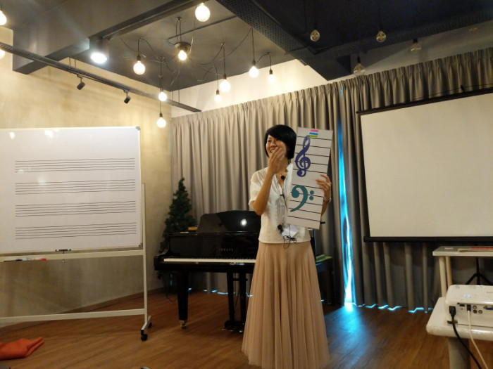 Sự kiện Poco Studio và V7 Music Academy tại Kuala Lumpur, Malaysia
