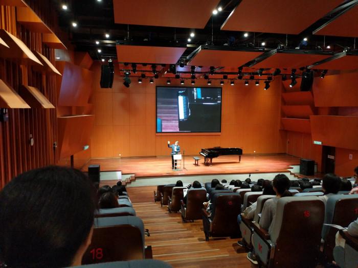 Neokid dự hội thảo Giáo dục PIano và Sư Phạm Âm Nhạc quốc tế